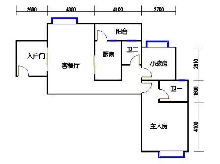 凤馨苑2期14号楼11层3号01单元
