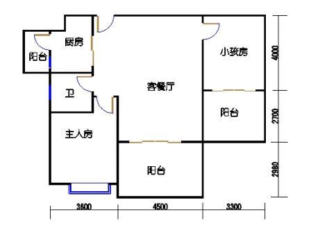 凤馨苑2期14号楼11层3号04单元