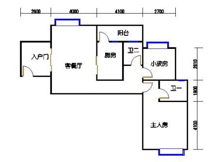 凤馨苑2期14号楼11层4号01单元