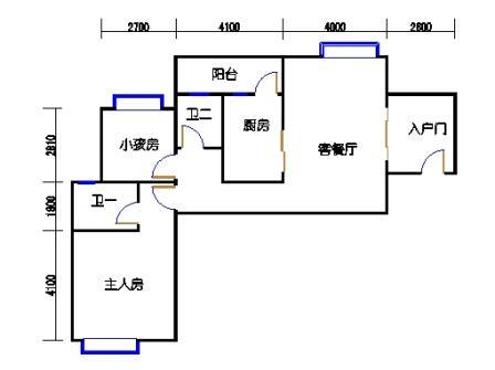 凤馨苑2期14号楼11层4号02单元