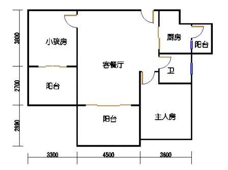 凤馨苑2期14号楼11层4号03单元