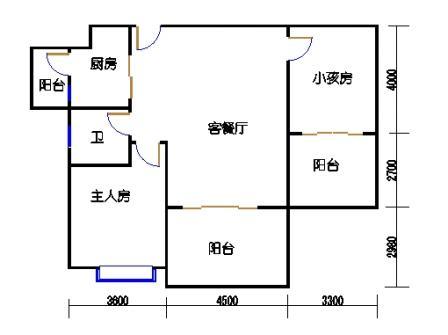 凤馨苑2期14号楼11层4号04单元