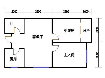 西6幢1101室