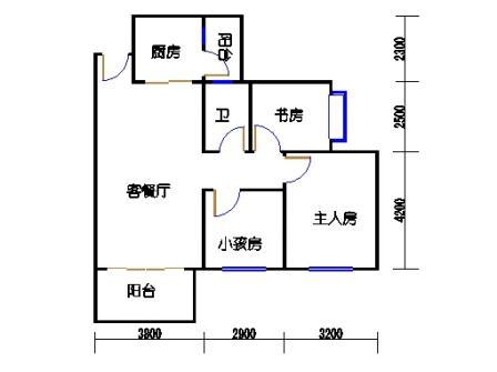 C6栋2层01单元
