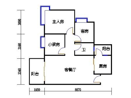 C6栋4层02单元