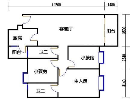 9栋3-9层04单元
