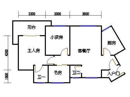 C1 四栋33楼5号