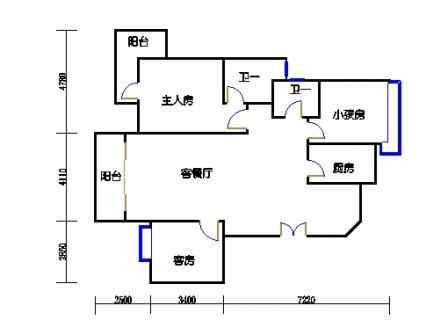F阳光公寓1单元01