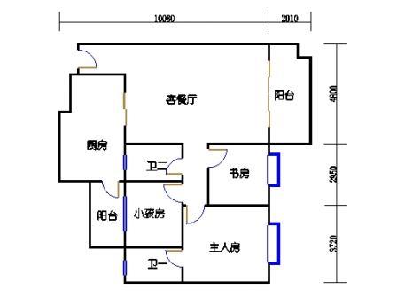 B1单元2-17层D