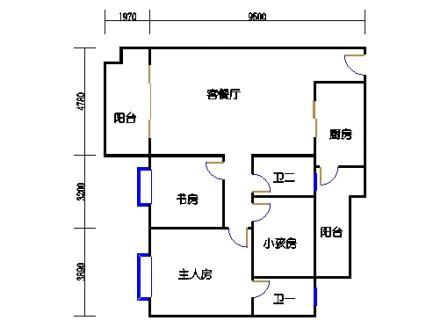 B2单元2-15层A