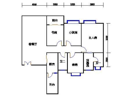 A9栋29-31层04单元