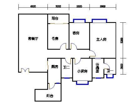 A10栋29-31层04单元