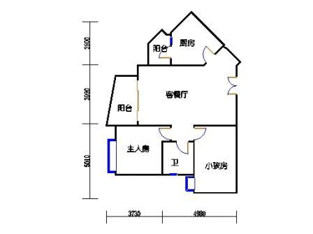 16栋8-33层03单元