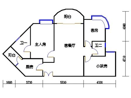 16栋8-33层07单元