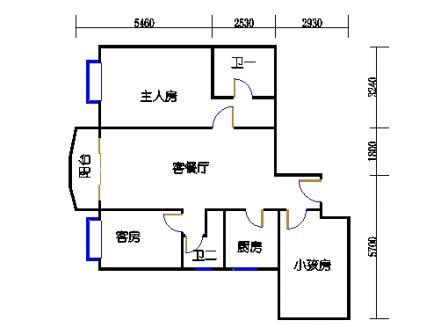 北座5-28层07单元