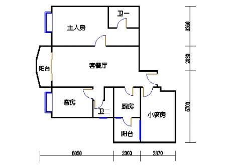 南座5-20层03单元