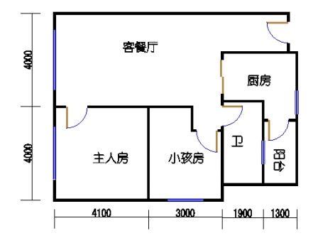 A7~9、13~15、19~21、25~27层01单元
