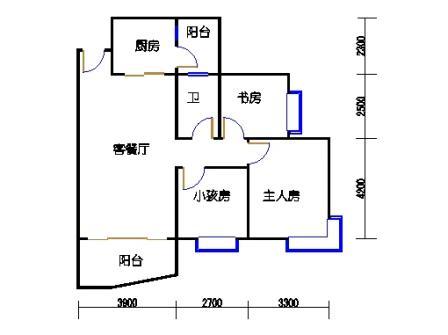 D8栋3、4、8-13,17-22层01单元