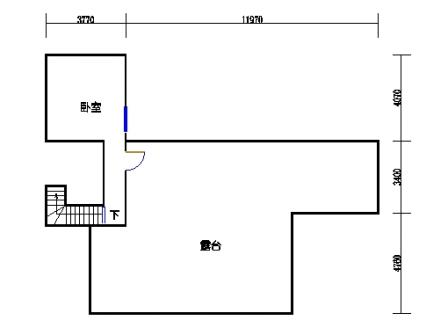 7座顶层复式03单元三层