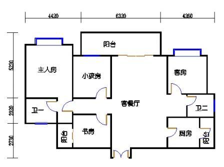9座一梯5、9层01单元