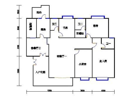 9座一梯3、7、11层03单元
