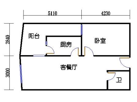 B2 3栋26楼1单元3号