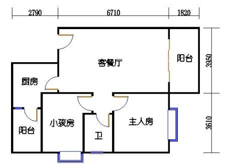 G栋3-10层04单元
