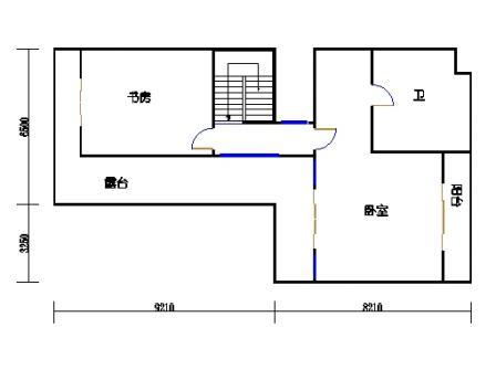 香雪山美墅三层