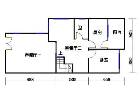 B1-1单元一层