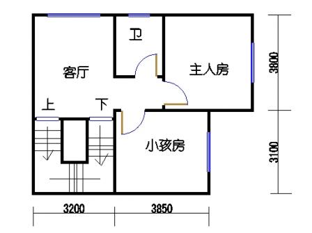 B2-1单元二层