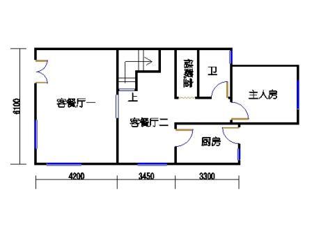 C1-1-6单元一层