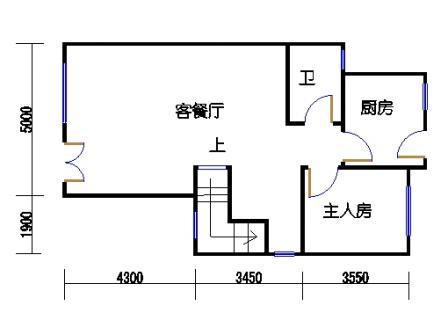 C2-1-4单元一层