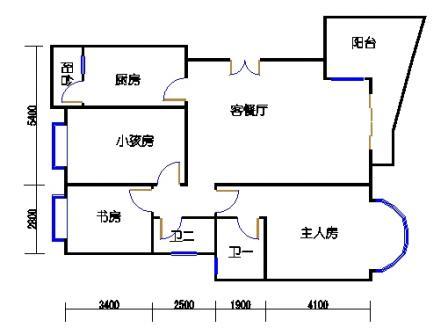 C1-C3栋01单元