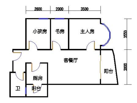 拜庭国际公B栋05单元