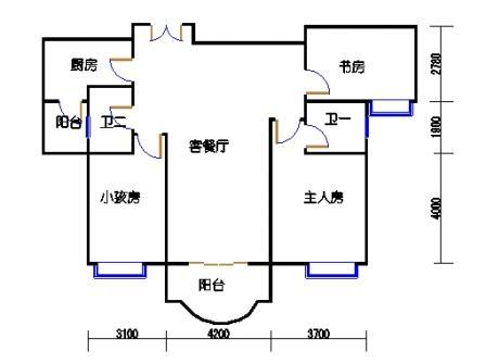 云瑞轩B2栋02单元
