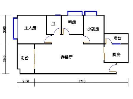 15幢3-14层02单元