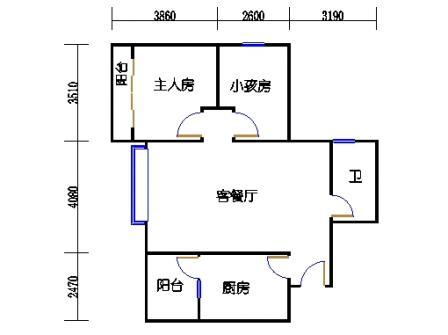 15幢3-14层03单元
