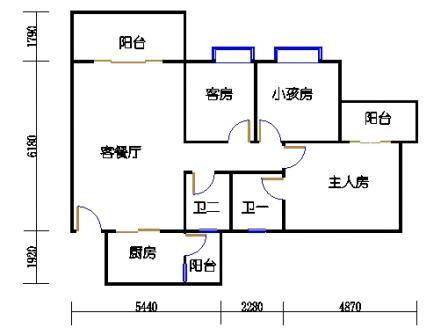 4梯二层02单元