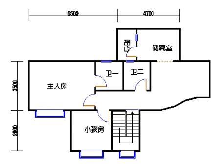 4梯11层04单元二层