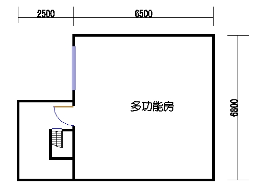 A2单元地下层