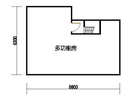 A11'单元地下层