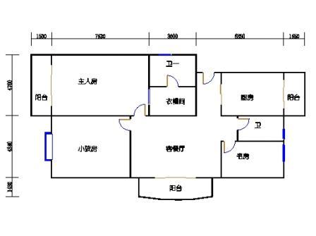 11栋501室
