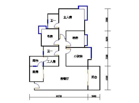 A5栋5-27层01单元