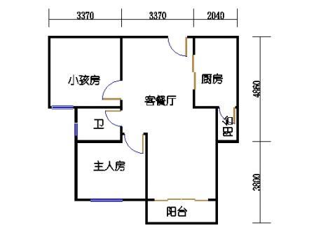 C6 3栋1单元25楼6号