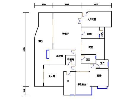4-28层奇数层01单元