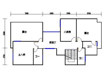 T2别墅二层