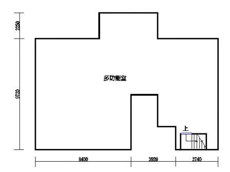 T4别墅地下层