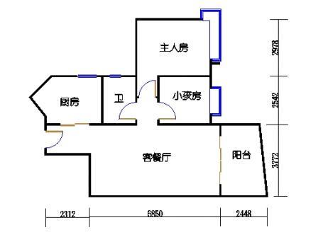 城央杰座5-14座(8号2区)01单元