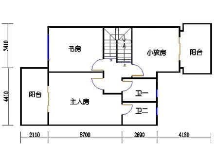 T2型御墅二层