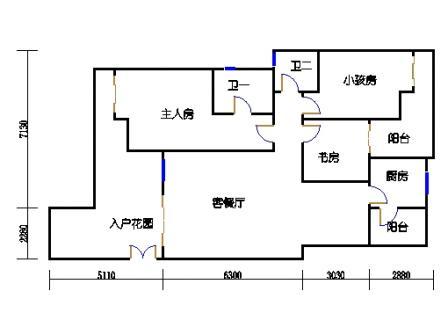 12号楼HC-2户
